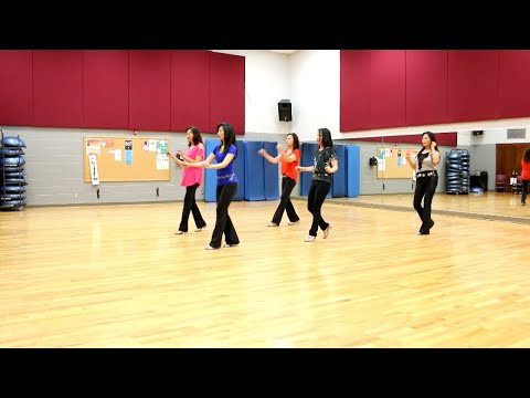 Taps - Line Dance (Dance & Teach In English & 中文)