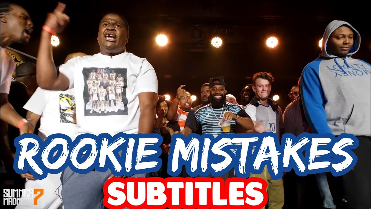 Rookie Mistakes Vol 1 | Masked Inasense