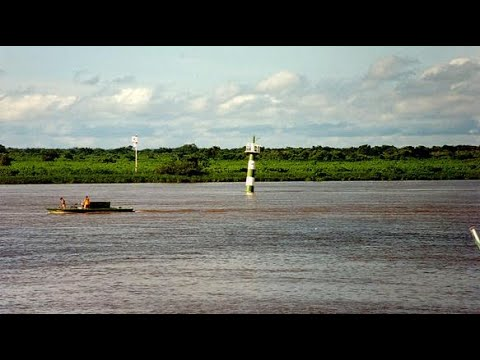 The untimely drought (on the Upper Paraguay river)