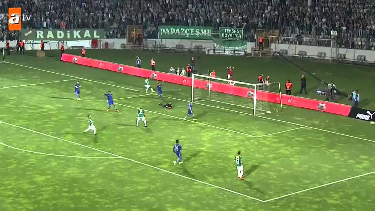 Bursaspor - Fenerbahçe | Yarı Final (Kısa Özet) - a Spor