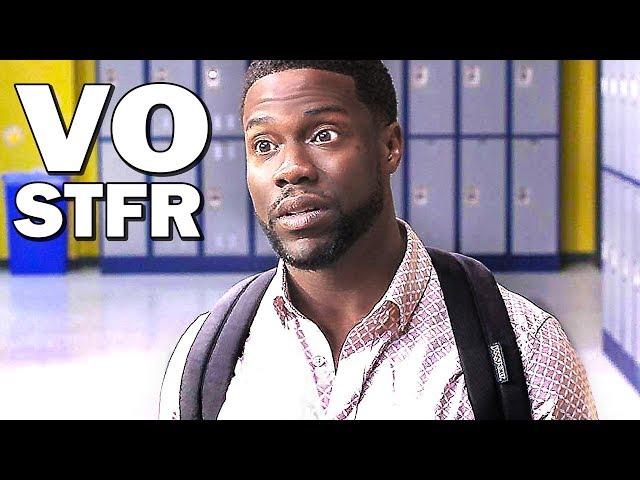 BACK TO SCHOOL Trailer VOSTFR ★ Kevin Hart (2018) Bande Annonce