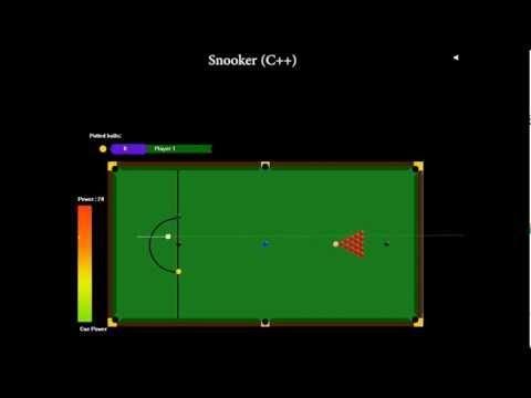 Snooker Game - Snooker 147