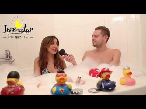 Eva (Les Princes de l'Amour 4) dans le bain de Jeremstar - INTERVIEW