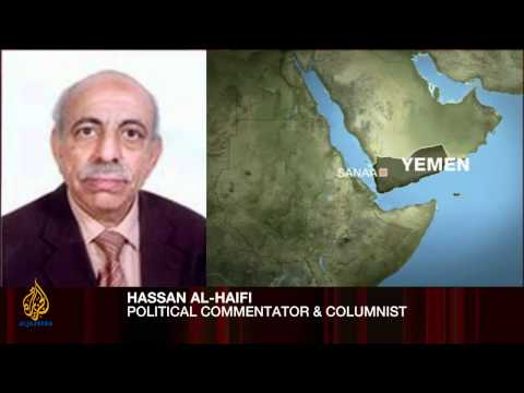 Inside Story - Transitioning to democracy in Yemen
