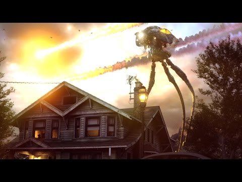 The War of the Worlds Trailer (Watch in HQ/HD)