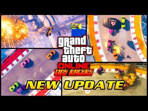 BRAND NEW GTA ONLINE GAMEMODE & TRAILER + RELEASE DATE
