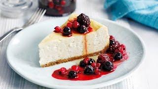 New York Cheesecake ai frutti di bosco - Berries Cheesecake [sub eng]