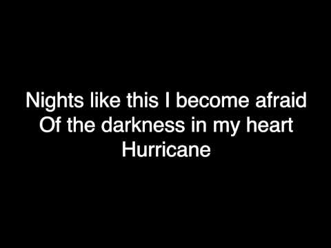 Hurricane Lyrics (MS MR)