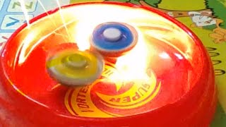 How to make your beyblades spark
