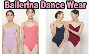 Ballerina Dance Wear:::발레리나 무용…