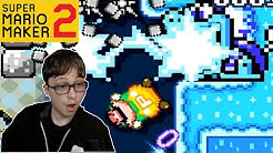 Taking On Ryukahr's Super World in SMM2!