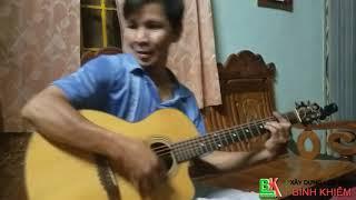 Guitar bolero ĐÊM THÀNH PHỐ ĐẦY SAO Ca sĩ nổi tiếng miệt vườn - NGUYỄN BỈNH KHIÊM