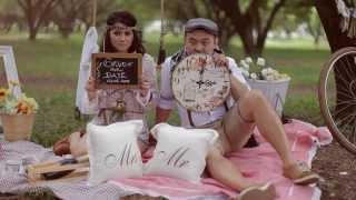 Felix and Farah Wedding Invitation