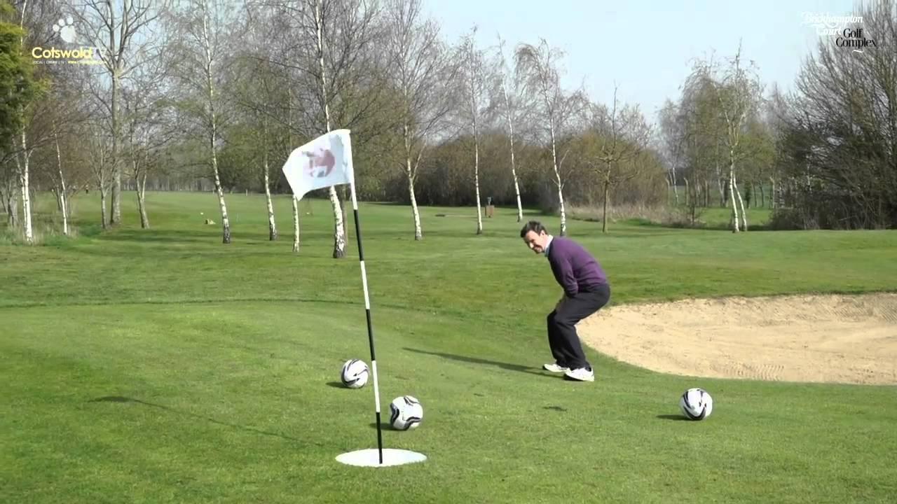 footgolf launch at brickhampton court golf complex youtube. Black Bedroom Furniture Sets. Home Design Ideas
