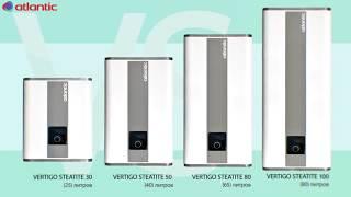 Обзор моделей бойлеров Atlantic Vertigo 30-100