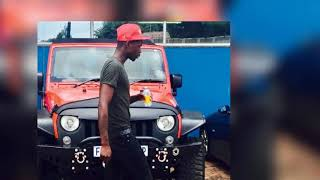 Kaizer Chiefs: Eric Mathoho Showing Us His Cars And Also His Girlfriend