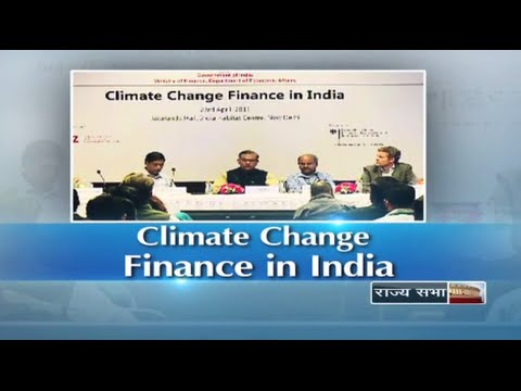 Discourse - Climate Change Finance in India