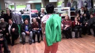 магазин женской одежды больших размеров(Фрагмент показа весенней коллекции Ulla Popken в Краснодаре., 2014-02-28T13:23:59.000Z)