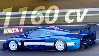 300 KMH IN PRIMA: MASERATI RARISSIMA - Forza Horizon 4
