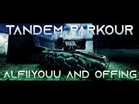 Tanki Online || TANDEM PARKOUR || Ft. Offing || By IAlfi