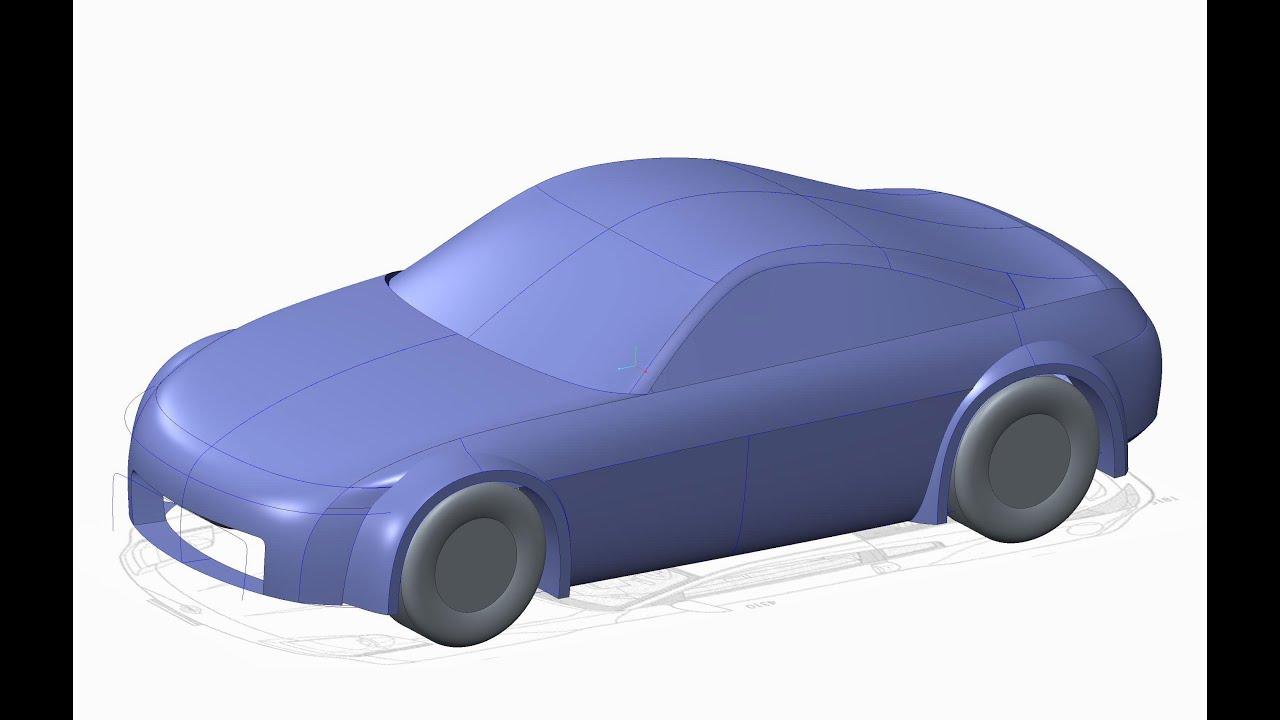 Design of car model - Design Of Car Model 79
