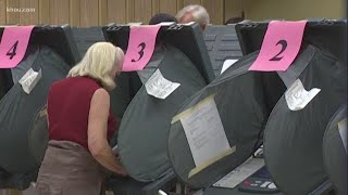 Election Day | Houston residents vote for mayor, amendments