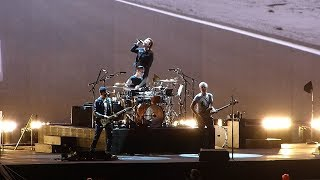 U2 - Where the Streets Have No Name - October 19, 2017 - Live in Sa...