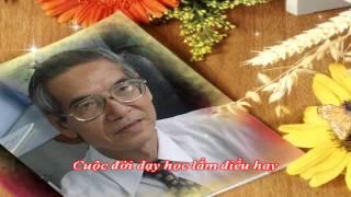 Vần Thơ Dạy Học - Nhạc: Nguyễn Tuấn - Thơ: Châu Kim Lang
