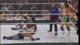 Rey Mysterio - Batista - Bobby Lashley Vs Booker - Finlay - Mark Henry CZĘŚĆ 2