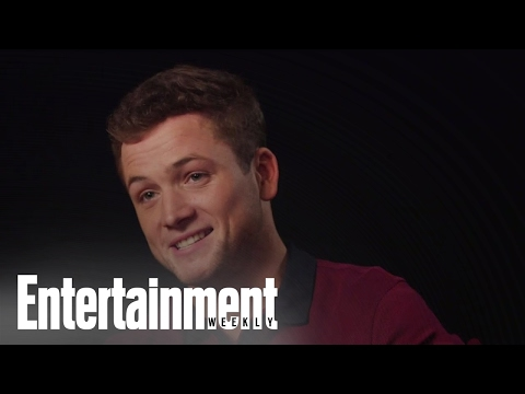 Sing: Taron Egerton's Voice As A Singing Gorilla In The Film Will Amaze You | Entertainment Weekly