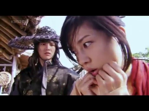 Drama Hong gil Dong-All because of you MV- funny Scene