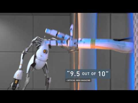 Portal 2 Launch TV Ad