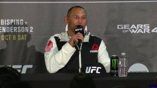 UFC 204: Post-fight Press Conference Highlights