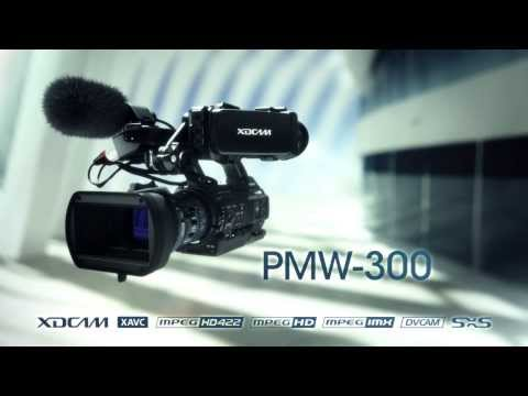 Sony PMW-300K1 HD422 Camcorder - Videopro