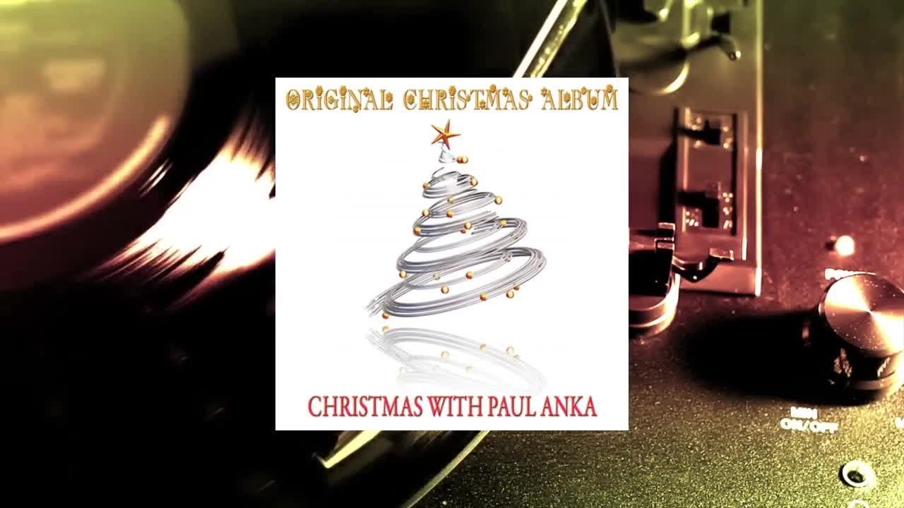Paul Anka - Christmas With Paul Anka - YouTube