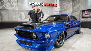 Ridler Great 8 Mustang! - PowerNation Week #31