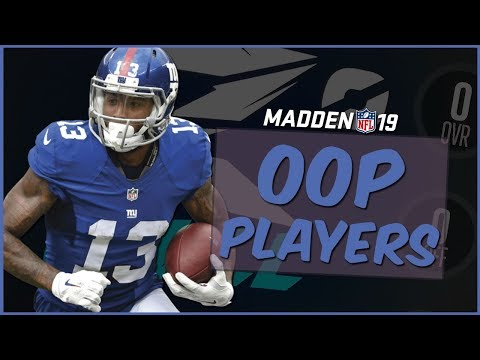 MUT 19 Zero Chill | Full OOP Player List Predictions!