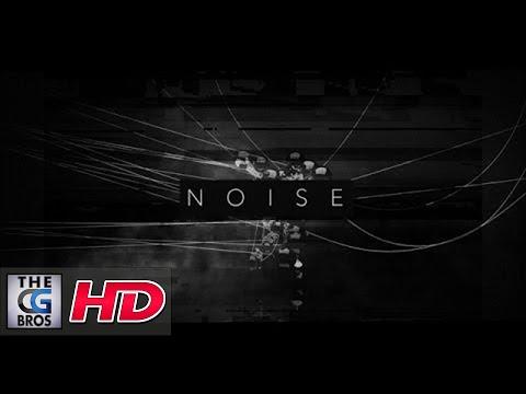 "CGI VFX Animated Short HD: ""NOISE / IdN MAGAZINE"" - by Mr Kaplin"