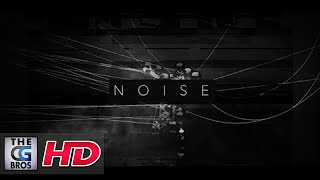 "CGI VFX Animated Short HD: ""NOISE / IdN MAGAZINE"" - by Mr Kaplin"