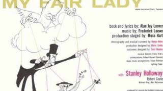 """Without You"" (My Fair Lady 1956 Original Broadway Cast Recording)"