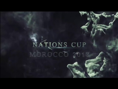 NATIONS CUP MOROCCO 2017 - TEAMS FINAL // ENGLAND B vs FRANCE A