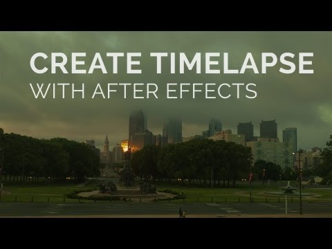 create-timelapse-sequence-in-after-effects