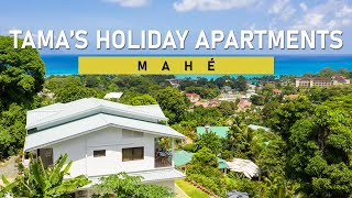"""Apartement """"Tama's Holiday Apartments"""" on Mahé, Seychelles"""