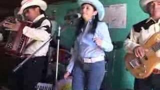 """""""LA NORTEÑITA"""" LUISA CONTRERAS"""