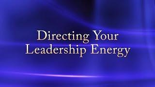 Dr. Sydney Scott of the Alchemist Professors discusses Leadership Energy
