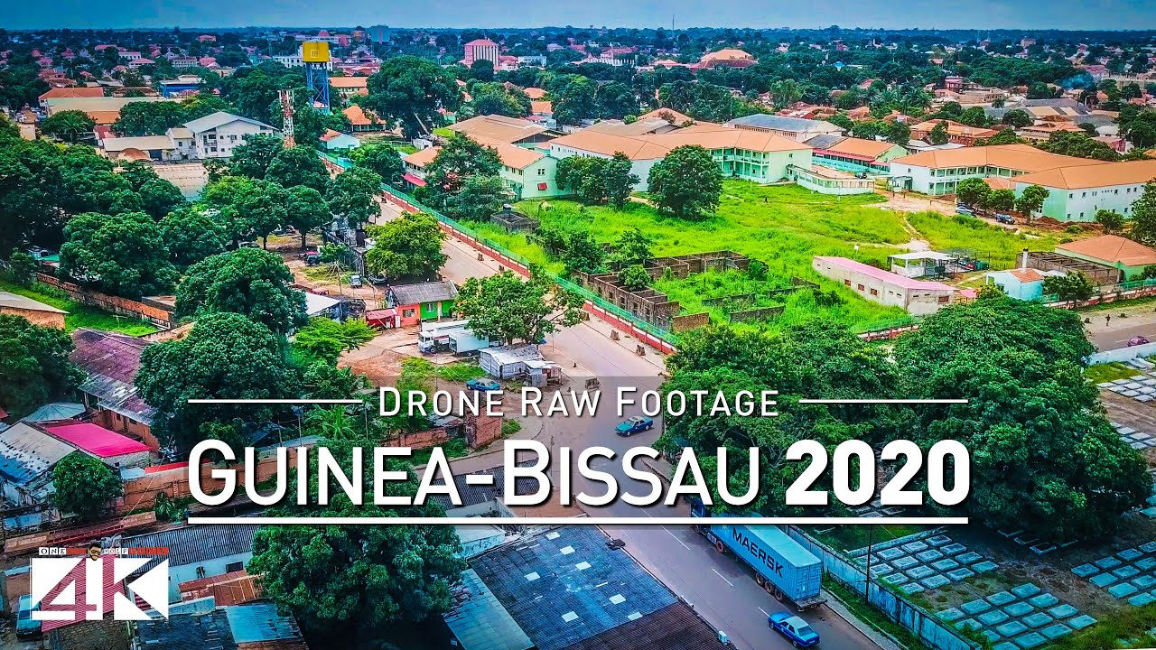 4k Drone Raw Footage This Is Guinea Bissau 2020 Capital City Bissau Ultrahd Stock Video Youtube