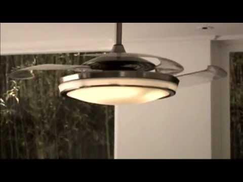 Fanaway retractable blade ceiling fan doovi - Fanaway ceiling fan ...