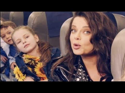 Смотреть клип Наташа Королева И Хитрюшки - Самолёт