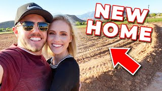 House Hunting - We Found A Place To LIVE! | Ellie and Jared
