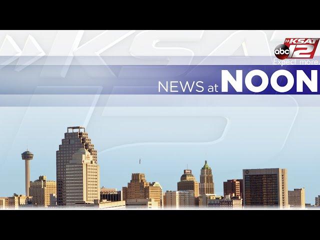 KSAT 12 News at Noon : May 04, 2020